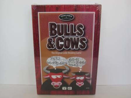 Bulls & Cows Game (2014) (SEALED) - Board Game